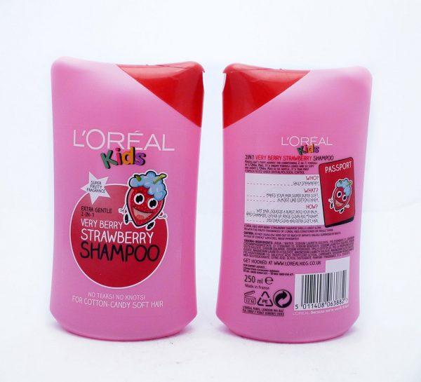 LOREAL SHAMPOO FOR KIDS STRAWBERRY