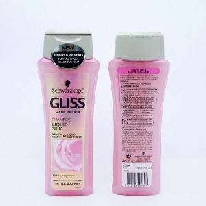 GLISS SHAMPOO LIQUID SILK